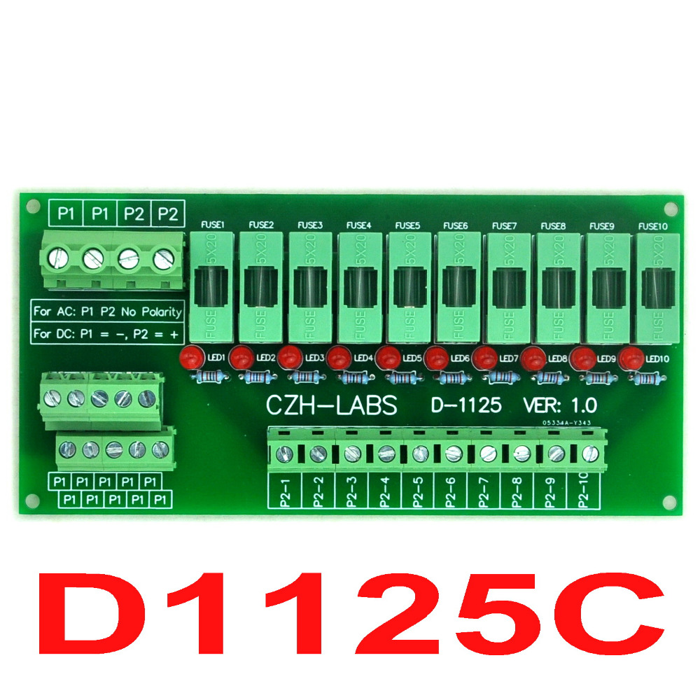 Fuse Box Ac Dc Coverband : Online get cheap dc power distribution panel aliexpress