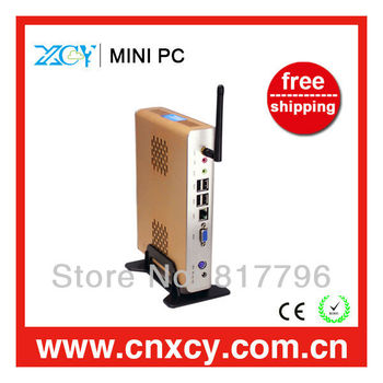 high quality and inexpensive thin client htpc XCY L18 1GB RAM, 8GB SSD Mononuclear mini computer host