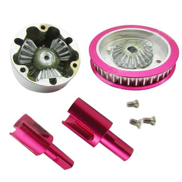 RC 1:10 Metal 38T Gear Differential Foe Set for Sk Ultimate Sport Touring Car(China (Mainland))