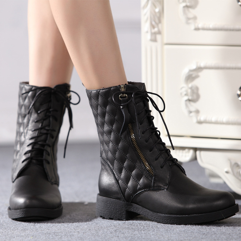 Cool Motorcycle Boots Women Fashion  Fashion Belief
