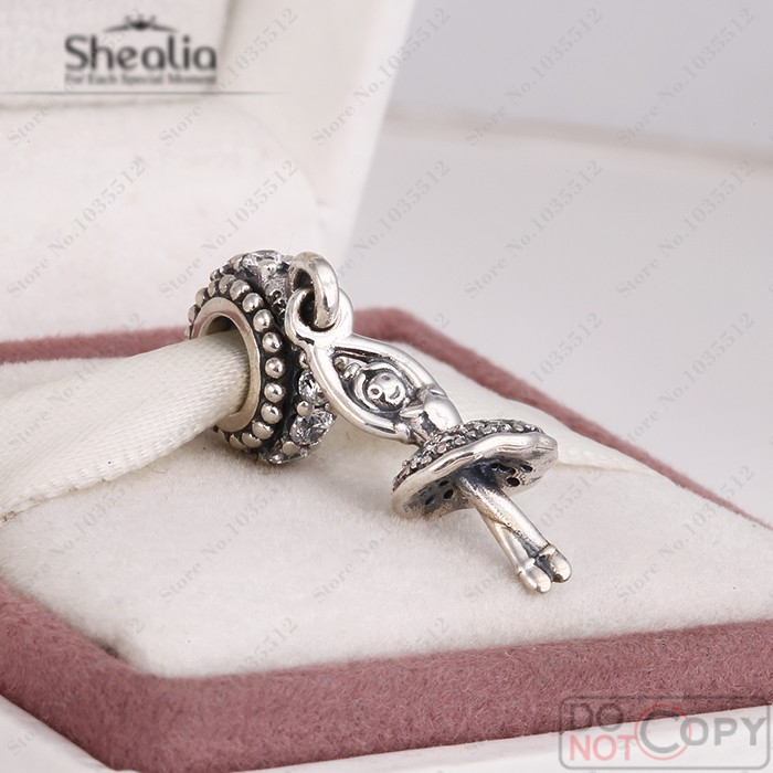 pandora ballet charm pandora gold bracelet