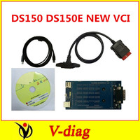 NEW 2014.3 R3 free actived new vci without bluetooth cdp ds150 SCANNER TCS pro plus