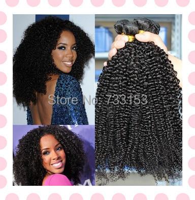 8-30'' Peruvian Kinky Curly Hair Lot 100% Virgin Extensions Afro Weave Bundles - Beauty Supplier Co.,ltd store
