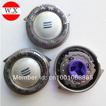 3 pcs substituição Shaver cabeça para HQ8 HQ6075 HQ7340 PT710 AT750 8880XL HQ8445 HQ8825 HQ8830 HQ7100 HQ7140 HQ6073 frete grátis