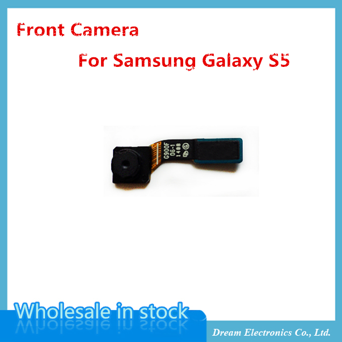 5pcs/lot NEW Original Front small Camera module flex cable for Samsung Galaxy S5 I9600 G900F G900A G900H(China (Mainland))