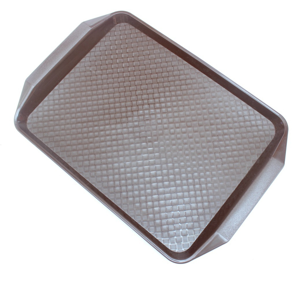 Wholesale Tea Cake Cupcake Dessert Biscuit Snack Hotels Food Serving Tray, plastic Storage Tray, Dinner Plate Storage(China (Mainland))