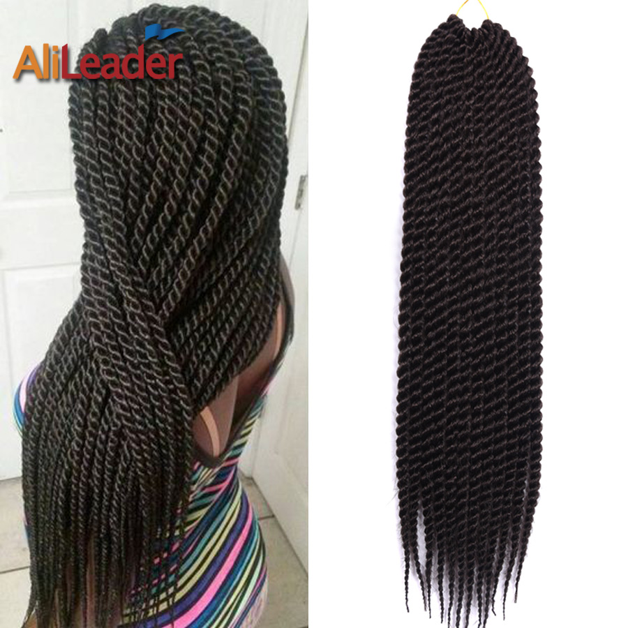 Color Havana Twist 22 85G/Pack Crochet Twist Hair Box Braid ...