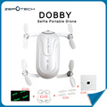 Updated Version Dobby Drone ZEROTECH Dobby Portable Pocket Selfie Drone Smart FPV Quadcopter With HD Camera