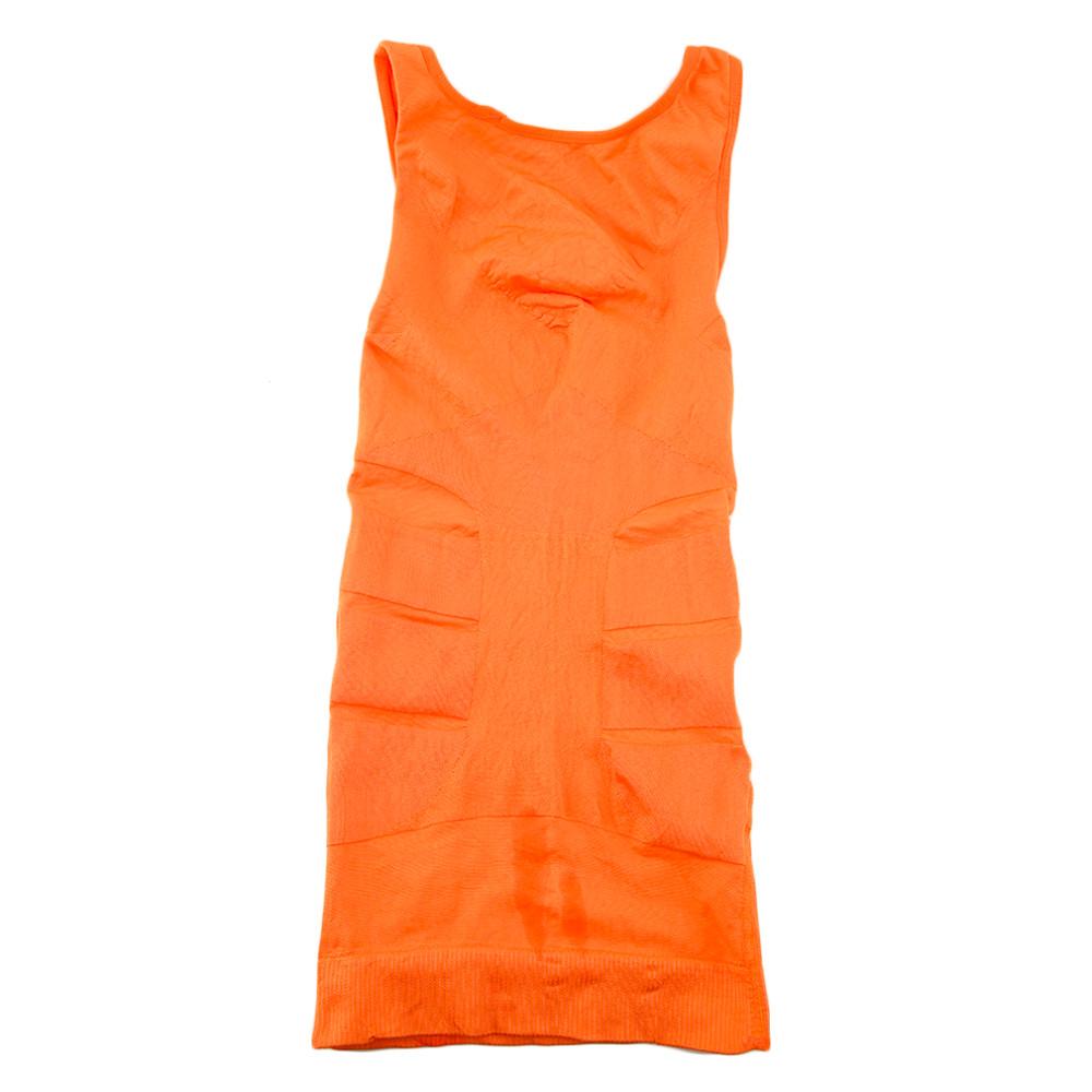 Мужская Похудения Жилет Топ Тонкая Рубашка Грудь Живот Управления Тела Шейперы S-XXL с Красный/Синий/Оранжевый цвет бесплатная Доставка