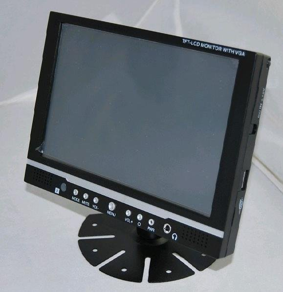 "Factory Model Monitor touch screen 7"" touchscreen LED monitor VGA Monitor(China (Mainland))"