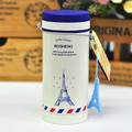 The new 2016 200 ml of South Korea straight glass cup Eiffel Tower