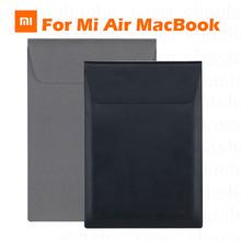 Buy Original Xiaomi Mi Notebook Air 12.5 13.3 PU Leather Cover Super fiber Macbook Air 11 12 inch Xiaomi Air 12.5 13 Laptop for $18.99 in AliExpress store