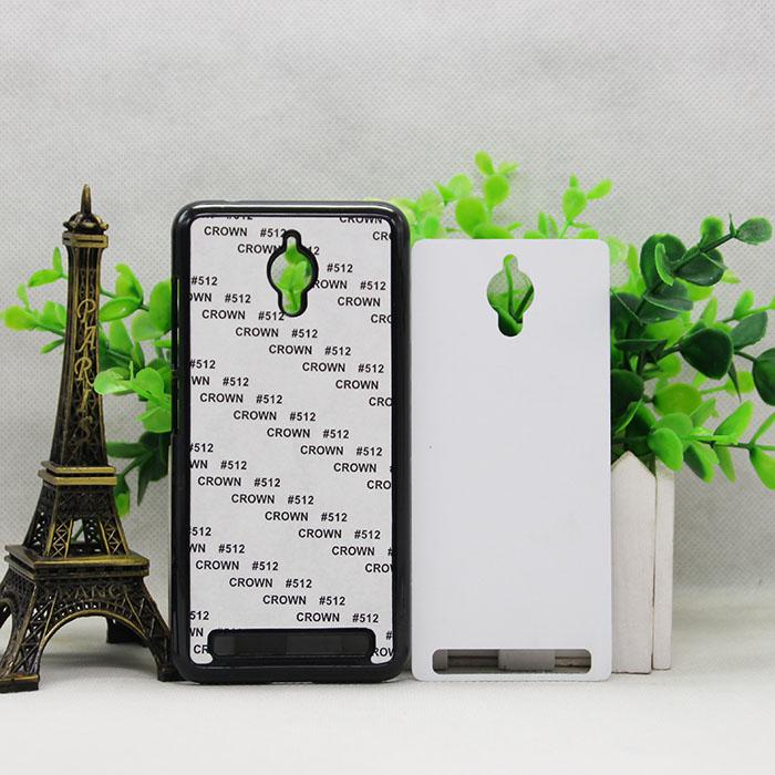2D DIY Sublimation Heat Press PC cover case Metal Aluminium plates for Asus Zenfone Go ZC500TG  5.0inch   20ps/lot