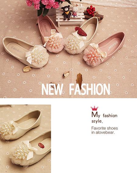 2015 New Arrival Fashion Cute Little Girls Shoes Kids Princess Dress For Girls Leather Sandsals Girls Flats(China (Mainland))