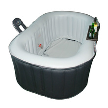 Mspa/ beautiful spring family inflatable spa massage bathtub with constant temperature heating swimming pool, spa pool M001(China (Mainland))