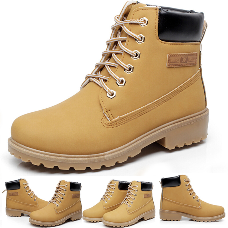 warm s winter leather boot outdoor