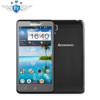 Оригинальный Lenovo P780 MTK6589 четырехъядерных процессоров мобильный телефон 5.0 '' горилла стекло 8MP 1 ГБ оперативной памяти андроид 4.2 две сим-карты нескольких языков
