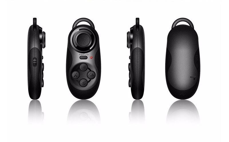 VR BOX II 2 Vrbox 3D VR Glasses VR Headset Virtual Reality Lentes Helmet 3D Movies Games PC Sanal Gerceklik Game + Gamepad