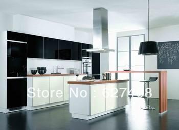Black kitchens cabinets