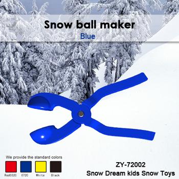 Free Shipping Hot Sale Kids Winter plastic snowball maker (50 PCS/CTN)