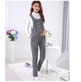 Brand Spring Autumn New 2 Styles Maternity Overalls Belly Band Support Costumes Fashion Suspender Trousers For