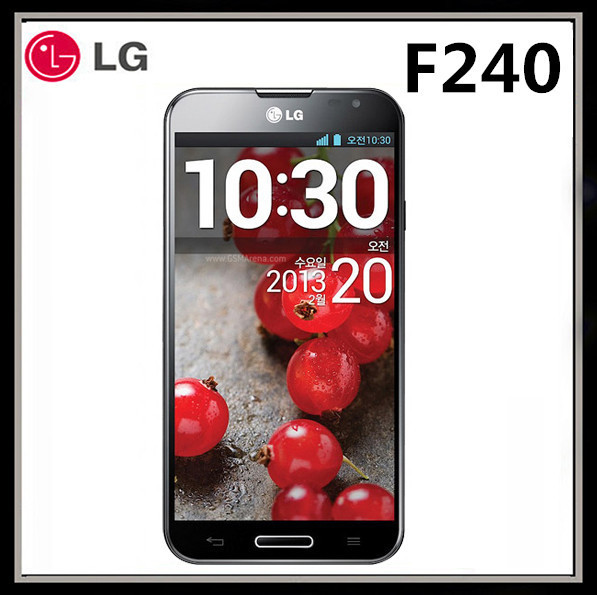 F240 Original LG Optimus G Pro F240L/S/K Unlocked mobile phone 2GB RAM+ 32GB ROM 1.7GHz,13MP camera with 4G network(China (Mainland))