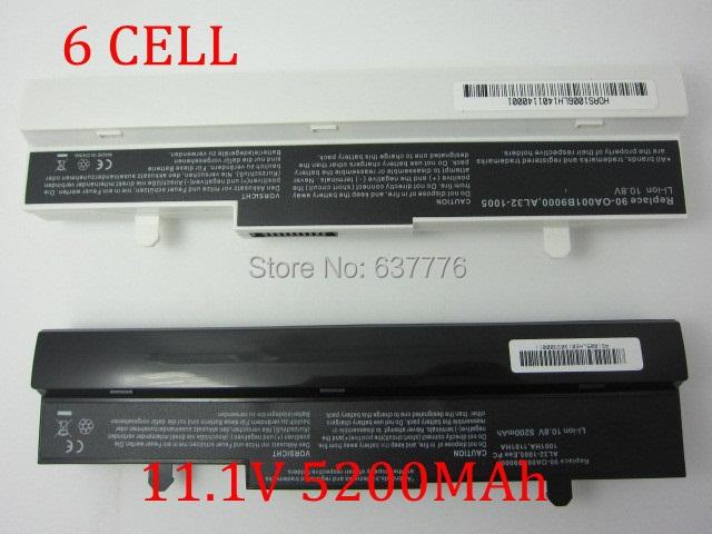 5200mAh battery Asus Eee PC 1001px 1001p 1001 1005 1005PEG 1005PR 1005PX AL31-1005 AL32-1005 ML32-1005 PL32-1005 - SUNWAY ELECTRONIC Store store