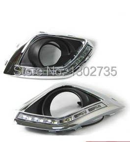 CAR-Specific Europe Type Opel Antara 2010~2012 LED DRL,Daytime Running Light + Free Shipping(China (Mainland))