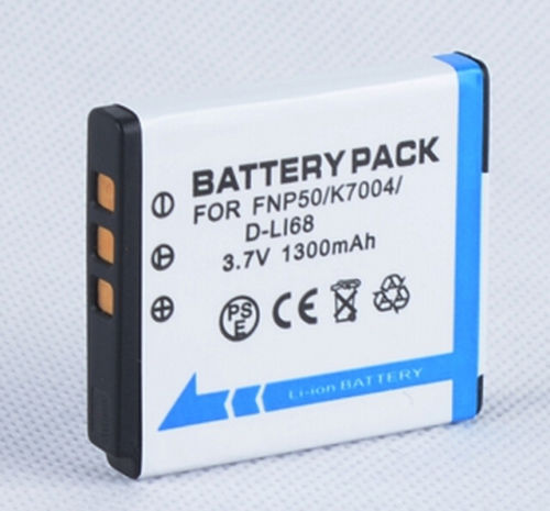 Details about For Fujifilm NP-50, NP50, NP-50A, NP50A Lithum Ion Rechargeable Battery Pack(China (Mainland))