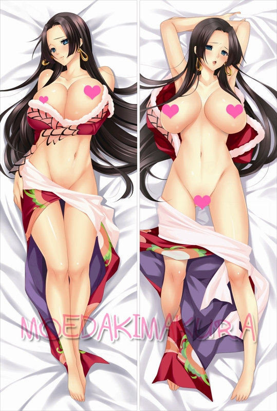One Piece Dakimakura Boa Hancock Sexy Anime Hugging Body Pillow Case Cover - Moe store