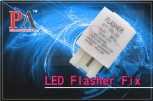 2PCS x Electronic LED Flasher Relay 8 Pin Kit 12V LED Turn Signal Car Use Auto Relay(Taiwan)