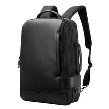 BOPAI Marca Ampliar Mochila Carga USB Externo 15.6 Polegada Homens Anti-roubo de Laptop Backpack Ombros Mochila de Viagem À Prova D' Água(China)