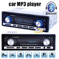 1Din 12V Car Stereo Audio In Dash FM Aux Input SD USB MP3 Player bluetooth function