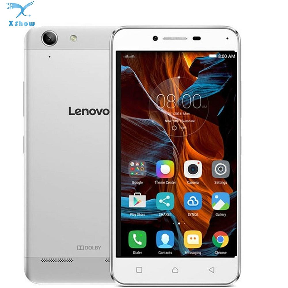 "Original Lenovo Lemon 3 K32 Snapdradgon 616 Octa Core GSM 2G RAM 16G ROM 5.0 "" 1080P Android 5.1 Full Metal Body Mobile Phone(China (Mainland))"