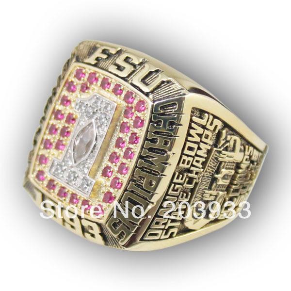 SEC 1993 Florida States Orange Bowl State National Championship Ring Custom