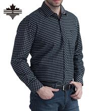 Men's Work Shirt 2016 Fashion Plaid Shirts Business Casual Shirts For Male Clothing Work Shirts Big Size 4XL 3XL(China (Mainland))