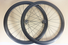 Buy Fast ship road Disk CLINCHER Dimpled wheelset 24/24H 50mm x 25mm CX Cyclocross dimple carbon wheels QR axel 10v 11v for $454.50 in AliExpress store