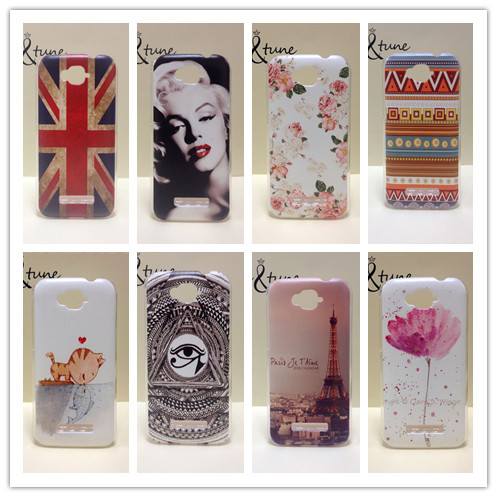 Brand New Painting Hard PC Plastic Phone Case Alcatel One Touch POP C7 OT 7041D 7040D Shell Back Cover+ Screen protector - StarTop Co;Ltd store