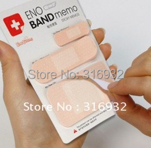 Special Band Aid Notepad Note Memo sticky Scratch note message Notebook Gift