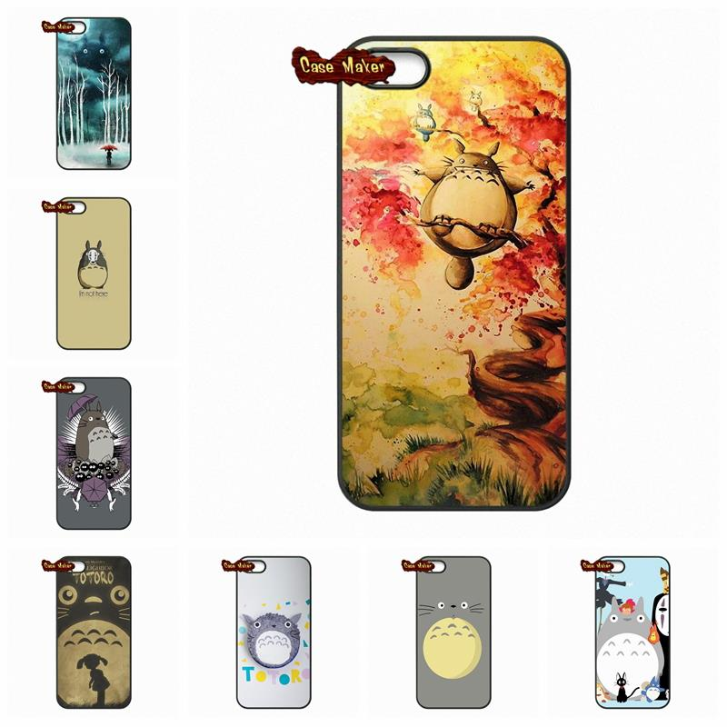 Fundas my neighbor totoro cute protective cover case for samsung galaxy s s2 s3 s4 s5 mini s6 s7 - Samsung galaxy s2 fundas ...