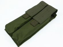 Airsoft молл двухместный P90 / UMP подсумок койот тан BK CP ACU OD лесной камуфляж