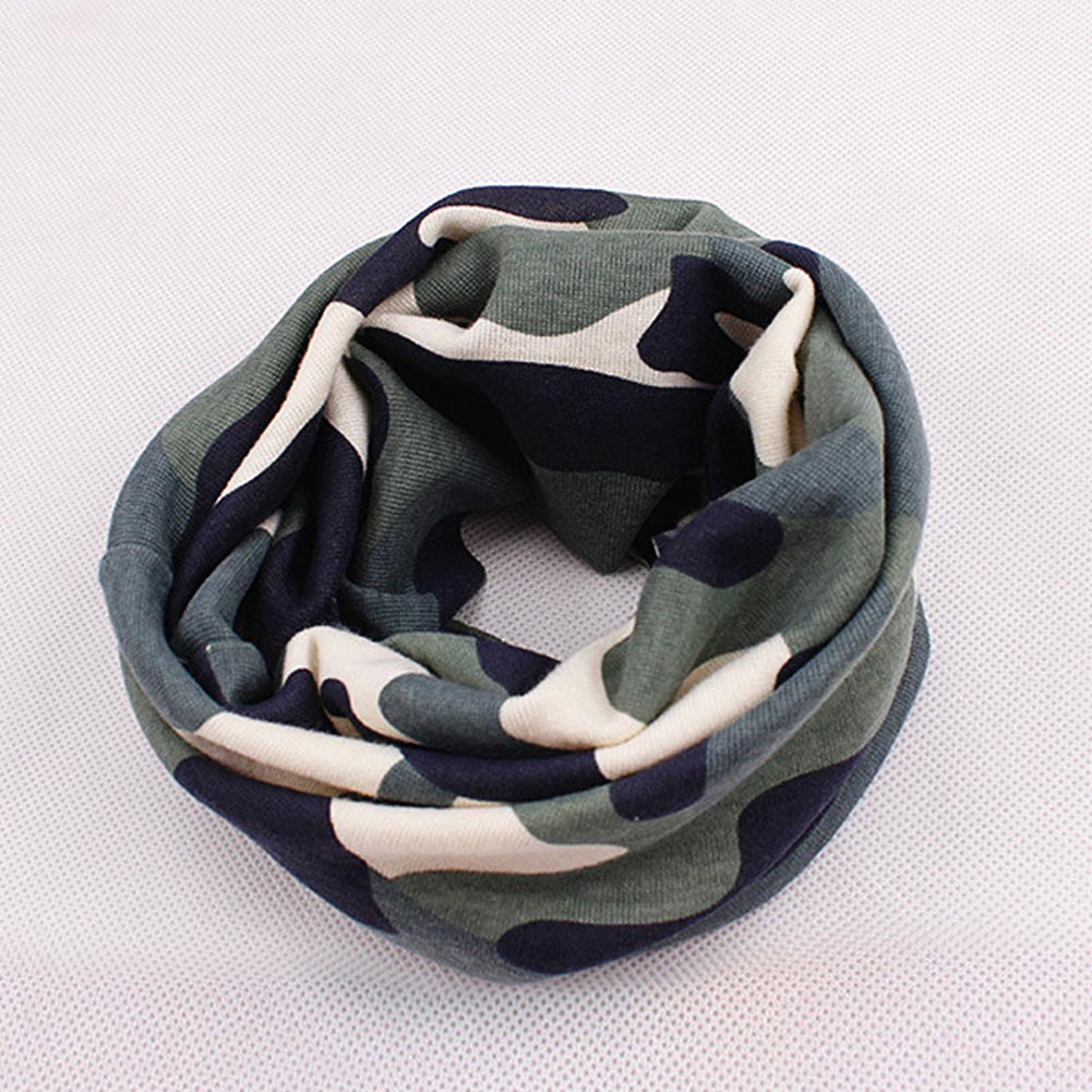 2016 cotton solid color baby scarf with cap sets catoon kids collars with hats suits winter warm wear