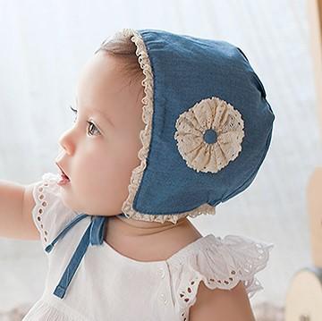 Kids Summer Hats New Born Photography Props Baby Girl Palace Hats Boy Cowboy Cap Flower Baby Muts Chapeau Fille Enfant Sunhat(China (Mainland))