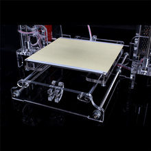 2016 Upgraded Quality High Precision Reprap Prusa i3 DIY 3d Printer kit with 1 Roll Filament