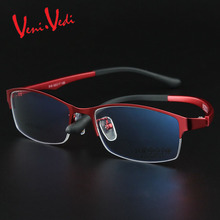 Veni Vedi 2016 new women's optical glasses frame women eyeglasses frames eyewear Square oculos de grau classic TR90 legs(China (Mainland))