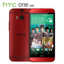 "Original HTC One M8 Mobile Phone Quad Core 5"" 3 Cameras 2G RAM 16G/32G ROM Refurbished WCDMA Smartphone(China (Mainland))"