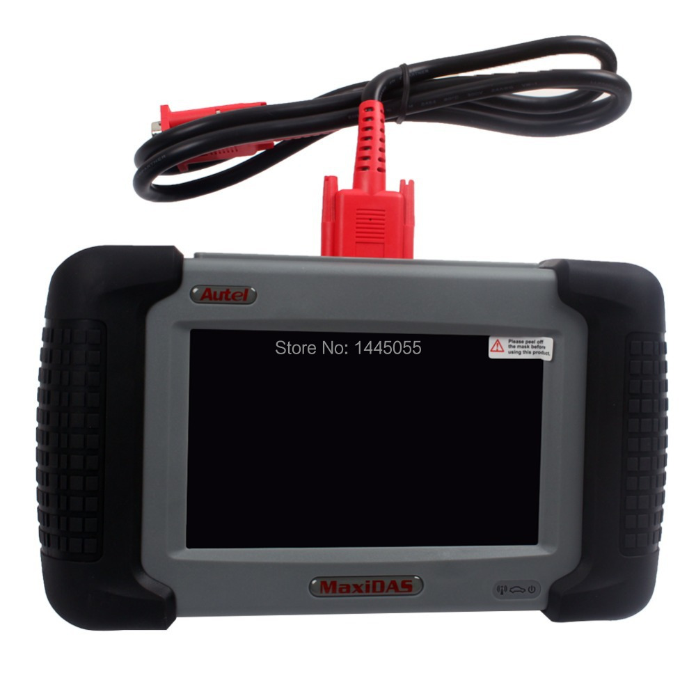 2016 AUTEL DS708 MaxiDAS Car Scan Tool Free WIFI Update Online Deep vehicle diagnostic system live data + ECU programming(China (Mainland))