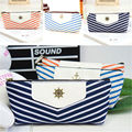 New Trendy Retro Vintage Pencil Pen Case Cosmetic Pouch Pocket Portable Bag