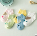 5 Pairs lot Cotton Baby Socks 1 10 Years Children Socks For Boys And Girls Boat