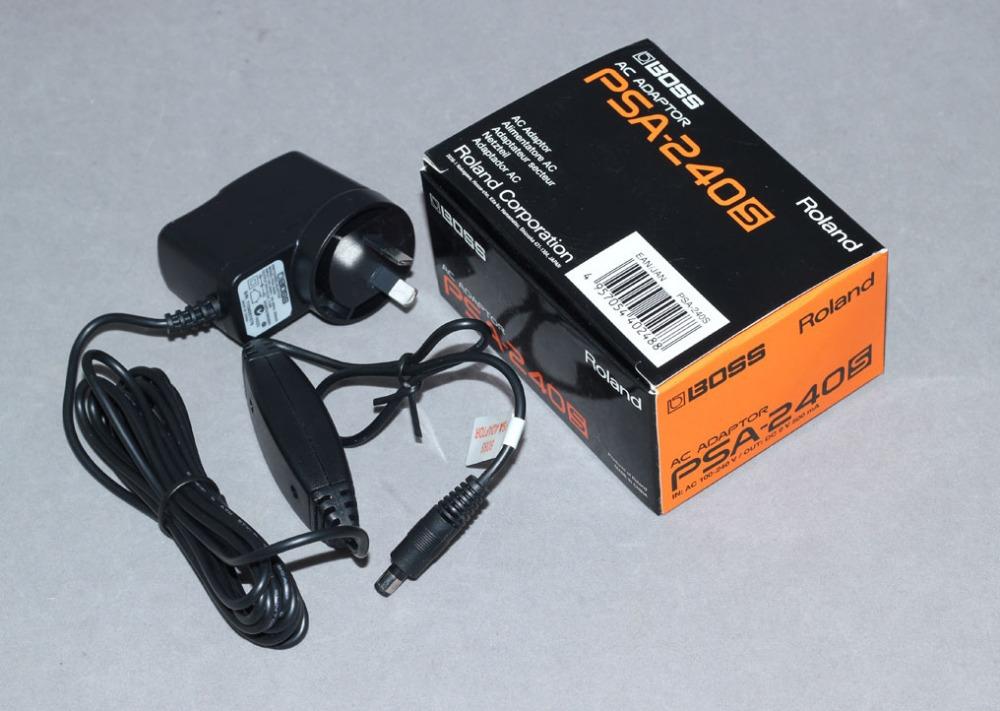 Boss PSA 240S Power Supply 9v 500ma Guitar Effect Pedal AU plug